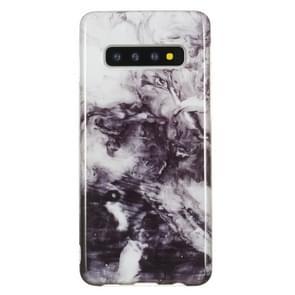 TPU beschermhoes voor Galaxy S10 plus (Ink Painting)