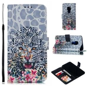 Leather Protective Case For Huawei Mate 20(Leopard)