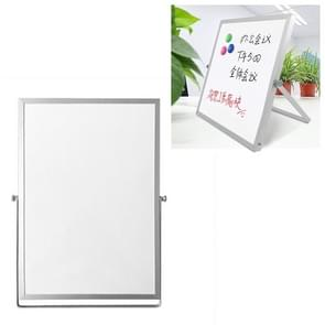 Portable Magnetic Desktop Small Whiteboard Message Writing Board  Grootte: 25cm x 35cm