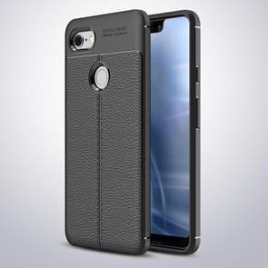 TPU Shockproof Case for Google Pixel 3 XL (Black)