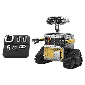 MoFun SW (RC) 009 DIY roestvrijstaal assemblage afstandsbediening robot interactieve intelligentie speelgoed