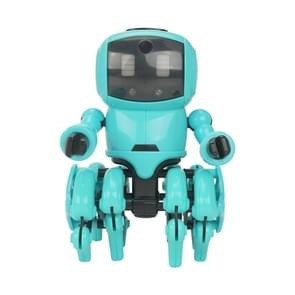 MoFun 962 Follow / Obstacle Avoidance Xiao Ba Robot Children DIY Stainless Steel Assembled Toy