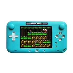RS-52FC PSP 4 0 inch Pocket console handheld game Player  ondersteuning 208 NES klassieke spelletjes (blauw)