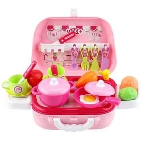 MoFun 931 Simulation Kitchenware Shoulder Handbag Children Toy