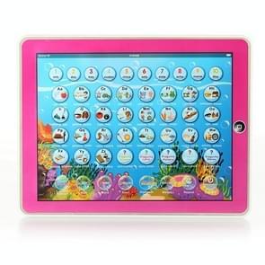 MoFun 2921P 2D multifunctionele kinderen leren machine Engels/Russisch schakelbaar (rood)