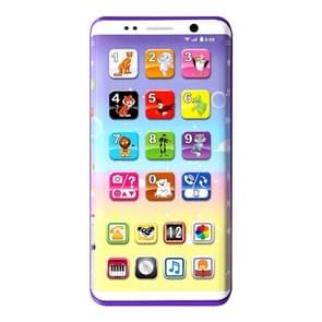 MoFun 2603A 2D Multifunctional Children Charging Vocal Music Learning Mobile Phone