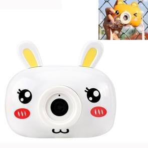 JJR/C V09 Cartoon Animal Shape Bubble Maker Machine Speelgoed (Wit)