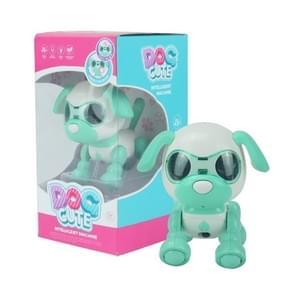 MoFun 135 Smart Robot Pet Dog Touch Sensing Electric Toy (Green)