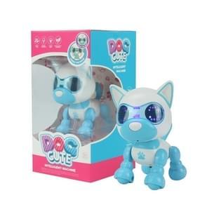 MoFun 135 Smart Robot Pet Dog Touch Sensing Electric Toy (Blue)