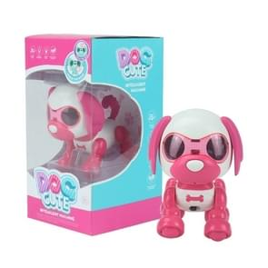 MoFun 135 Smart Robot Pet Dog Touch Sensing Electric Toy (Rose Red)