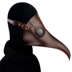 HG107 Halloween Lange Snavel Vorm Masker