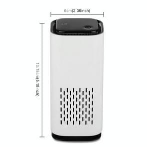 USB Huishouden Negatieve Ion sterilisatie Luchtreiniger (Wit)