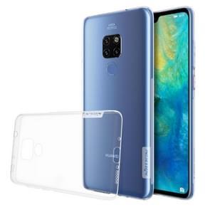 NILLKIN natuur TPU transparante Soft Case voor Huawei Mate 20 (transparant)