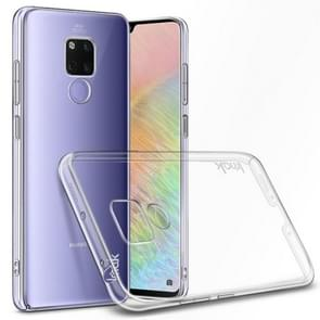 IMAK Wing II Wear-resisting Crystal Pro Protective Case for Huawei Mate 20 X, with Screen Sticker(Transparent)