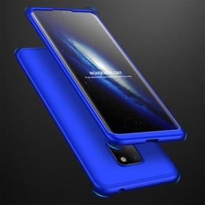 GKK Three Stage Splicing Full Coverage PC Case for Huawei Mate 20 (Blue)