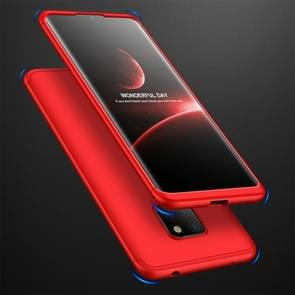 GKK Three Stage Splicing Full Coverage PC Case for Huawei Mate 20 (Red)