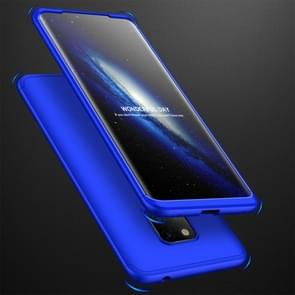 GKK Three Stage Splicing Full Coverage PC Case for Huawei Mate 20 Pro (Blue)
