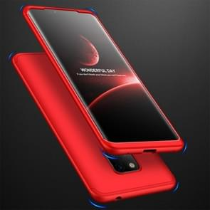 GKK Three Stage Splicing Full Coverage PC Case for Huawei Mate 20 Pro (Red)
