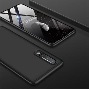 GKK drie stadia splicing volledige PC Case voor Huawei P30 (zwart)