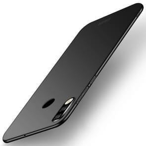 MOFI Frosted PC ultradunne volledige behuizing voor Huawei P30 Lite (zwart)