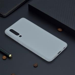 Candy Color TPU Case for Huawei P30 (White)
