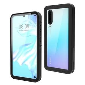 Shockproof Waterproof PC+TPU Protective Case for Huawei P30 (Black)