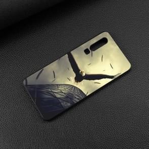 Eagle geschilderd patroon zachte TPU geval voor Huawei P30