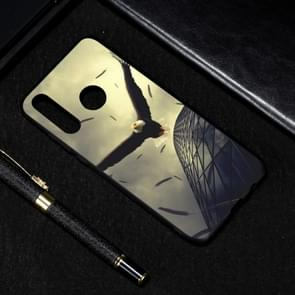 Eagle Painted Pattern Soft TPU Case for Huawei P30 Lite