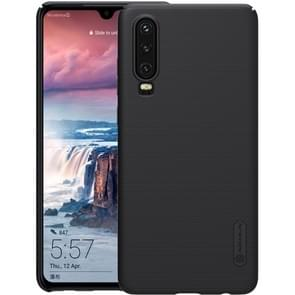 NILLKIN Frosted Concave-convex Texture PC Case for Huawei P30 (Black)
