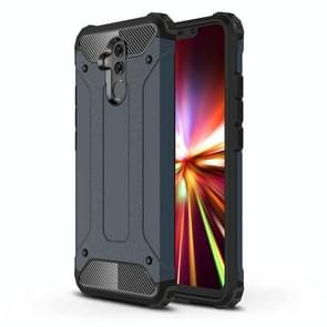 Magic Armor TPU + PC Combination Case for Huawei Mate 20 Lite (Navy Blue)
