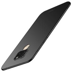 MOFI Frosted (PC ultradunne volledige voor Huawei Mate 20 zwart) geval