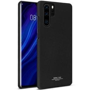 IMAK Matte Touch Cowboy PC Case for Huawei P30 Pro (Black)