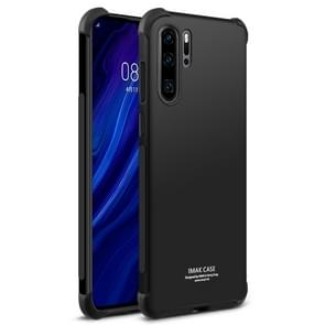IMAK All-inclusive Shockproof Airbag TPU Case for Huawei P30 Pro (Black)