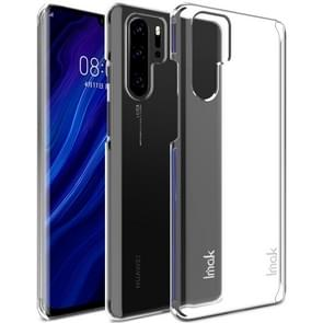 IMAK Wing II Wear-resisting Crystal Pro Protective Case for Huawei P30 Pro, with Screen Sticker (Transparent)