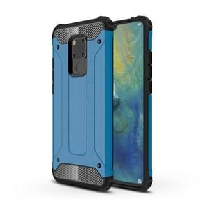 Magic Armor TPU + PC Combination Case for Huawei Mate 20 X (Blue)