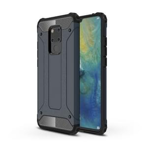 Magic Armor TPU + PC Combination Case for Huawei Mate 20 X (Navy Blue)