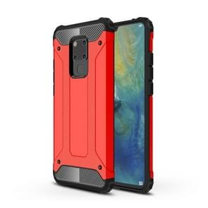Magic Armor TPU + PC Combination Case for Huawei Mate 20 X (Red)