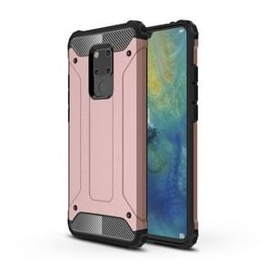 Magic Armor TPU + PC Combination Case for Huawei Mate 20 X (Rose Gold)