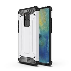 Magic Armor TPU + PC Combination Case for Huawei Mate 20 X (White)