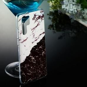 Marmerpatroon zachte TPU geval voor Huawei P30 Pro