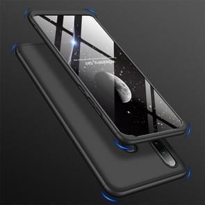 GKK drie stadia splicing volledige PC Case voor Huawei Nova 4e/P30 Lite (zwart)