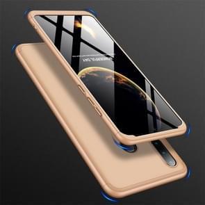 GKK Three Stage Splicing Full Coverage PC Case for Huawei Nova 4e / P30 Lite (Gold)