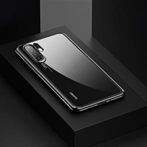 USAMS Mant Series Shockproof TPU + PC Case for Huawei P30 Pro (Black)