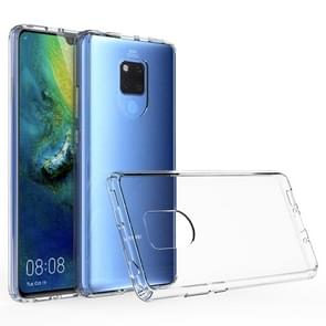 Scratchproof TPU + Acrylic Protective Case for Huawei Mate 20 X(Transparent)