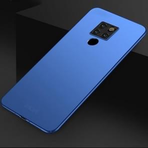 MOFI Back Camera Protective PC Back Case for Huawei Mate 20 X(Blue)