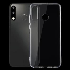 0.75mm Ultrathin Transparent TPU Soft Protective Case for Huawei P30 Lite