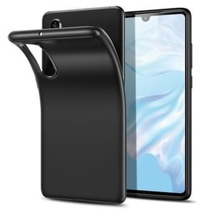 ESR Appro Series 0.8mm Ultra-thin Shockproof Soft TPU Case for Huawei P30 (Black)
