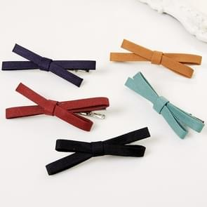 30 PCS kleding Strik Style Cross Hairpin Random Kleur Delivery
