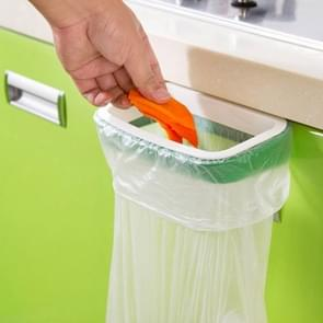 Tassen Stent vuilnisbak hangen keuken kast terug stijl Trash vuilnis zakken kozijn  grootte: 22 * 10 2 cm