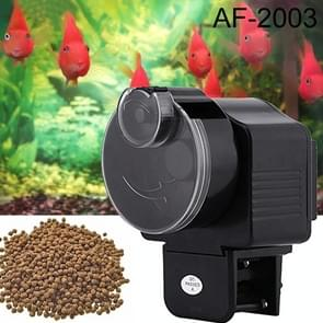 AF-2003 Aquarium Fish Tank Auto Feeders Pet Feeding Dispenser, Capacity: 20-50g